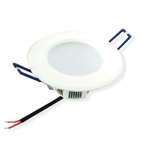 2W LED SMD Луна 3000К Топло Бяла Светлина